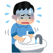 360号相_201103_何度も手を洗う息子が心配